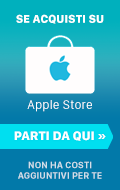 Supportaci acquistando su Apple Store