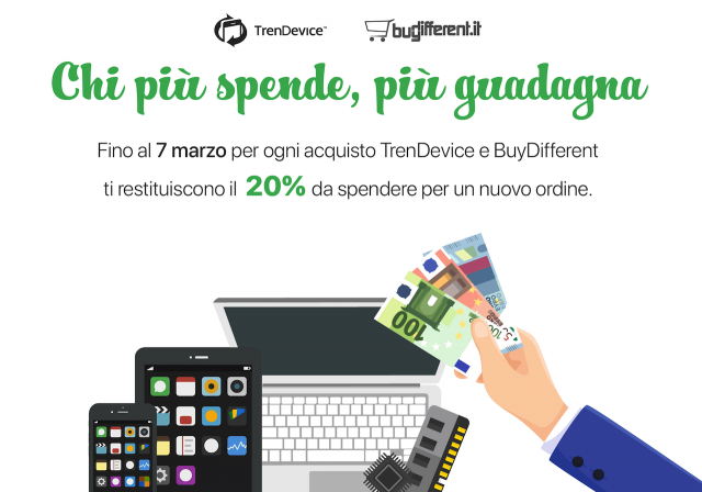 promozione-trendevice-buydifferent